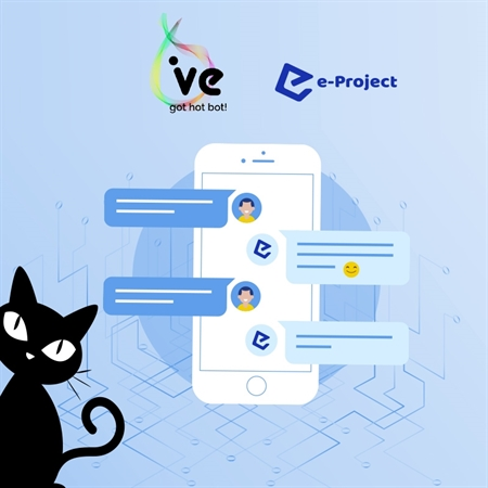 E-PROJECT E... I CHATBOTS
